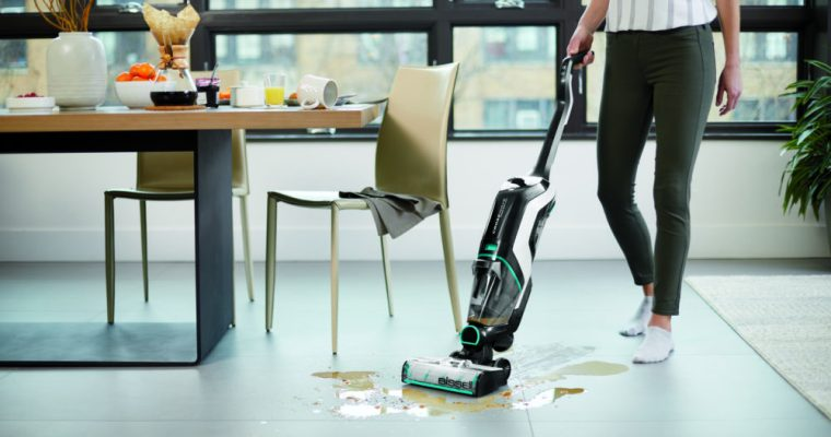 Save Cleaning Time With BISSELL CrossWave Cordless