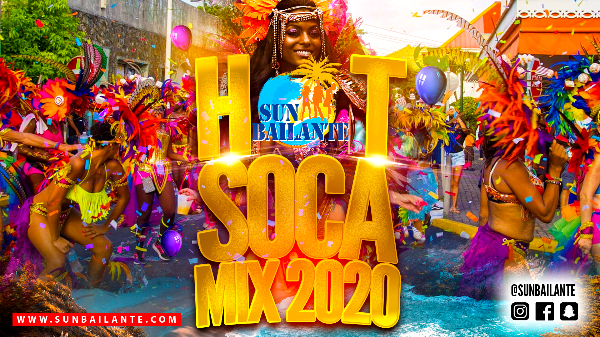 Hot Mix Soca 2020 - Trinidad & Tobago Carnaval Musique 2020