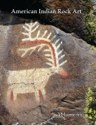 American Indian Rock Art, Volume 44