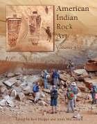 American Indian Rock Art, Volume 45