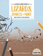 Coloring Lizards, Snakes, & More