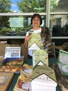 Linda Gallo Hawley, author of Nature Adventures!