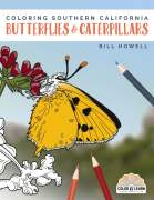 Coloring Southern California Butterflies & Caterpillars