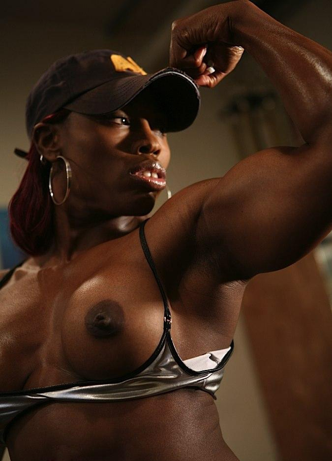 Black muscle girl sexy bondage threesome vega hardcore pics