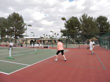 Give Pickleball a try!