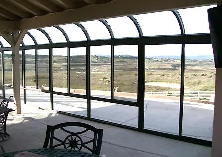 energy efficient patio cover