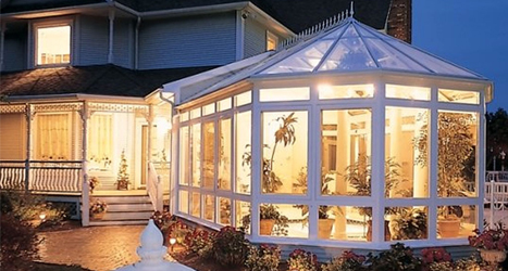 room additions and conservatories