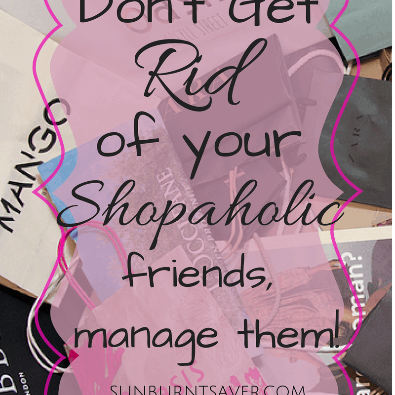 Shopaholic Friends