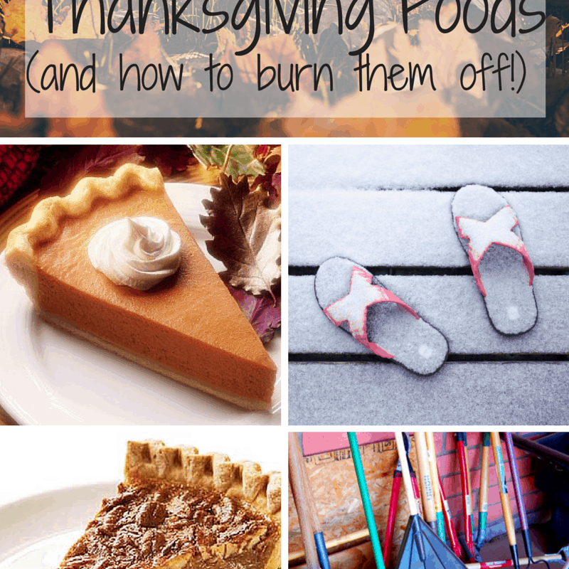 How to Torch Thanksgiving Calories