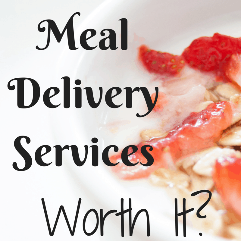 Are Meal Delivery Services Worth the Cost?