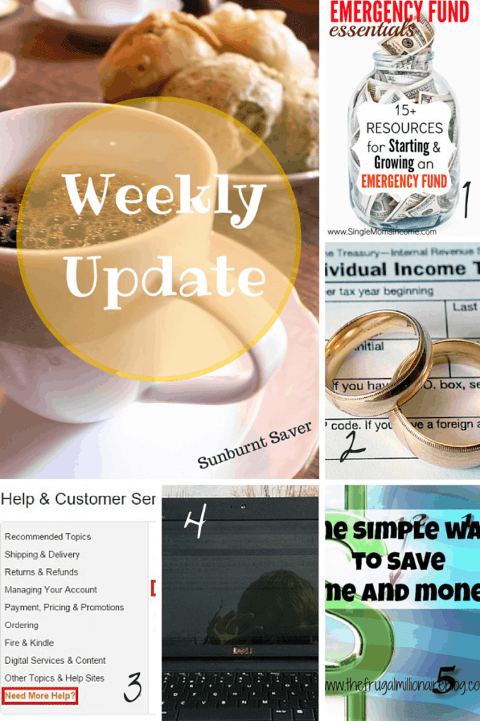 Weekly Update and link love for the third week of November by @sunburntsaver