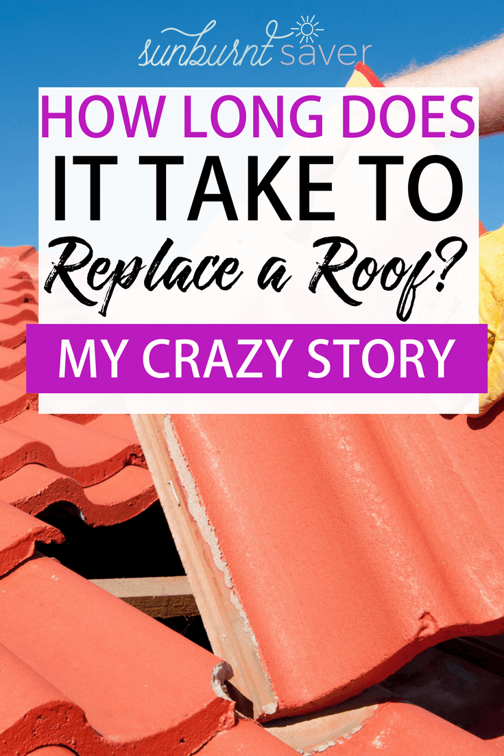 How hard is it to get your roof replaced or repaired? Turns out, it can be a nightmare! My #roofing escapades here! #newroof #construction #nodiy #roofrepair #roofreplacement