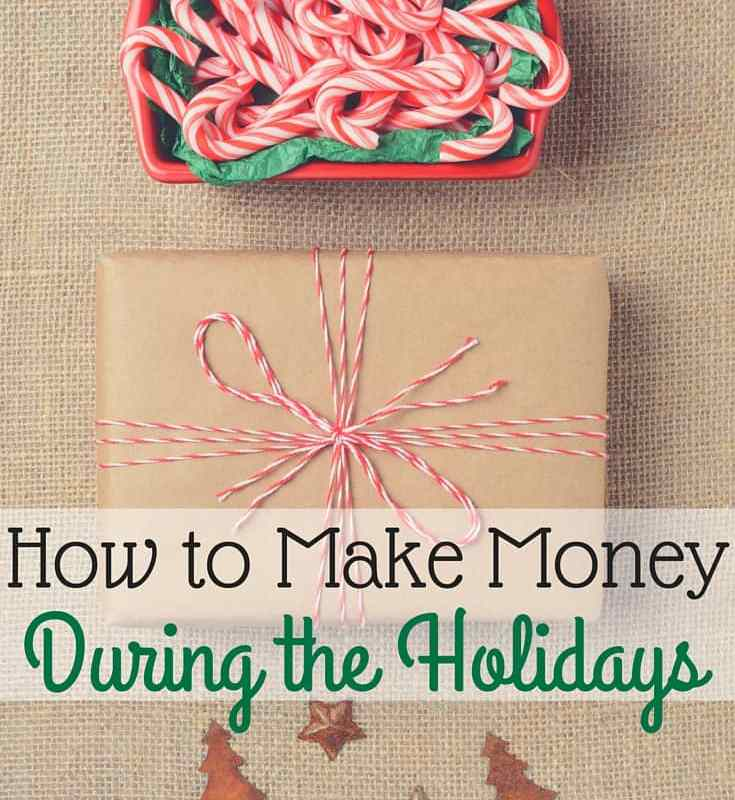 How to Make Money During the Holidays
