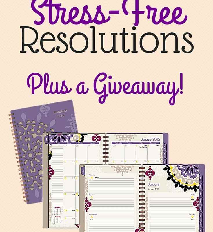 How to Set Stress-Free Resolutions