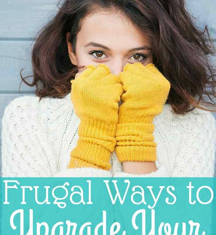 Frugal Ways to Upgrade Your Winter Wardrobe