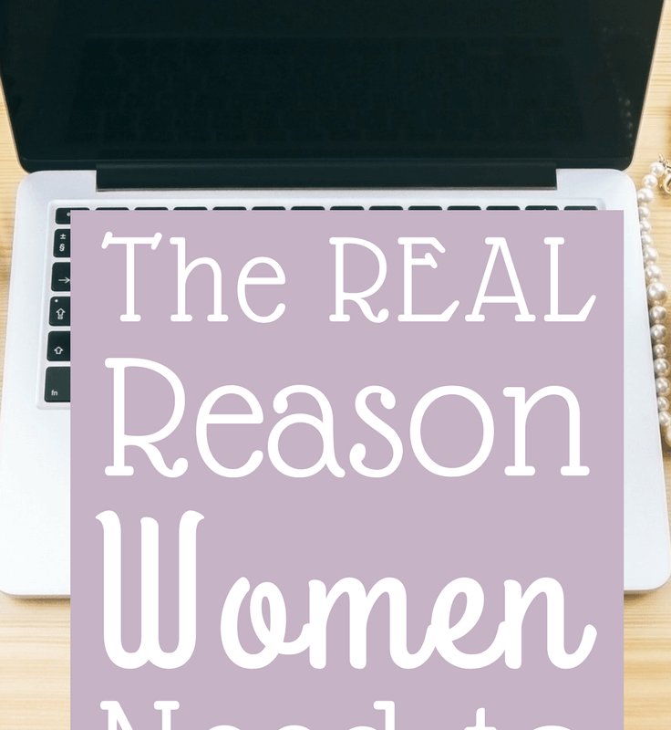 The Real Reason Women Need to Side Hustle