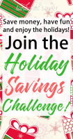 Want to Save Money? Try a Holiday Savings Challenge