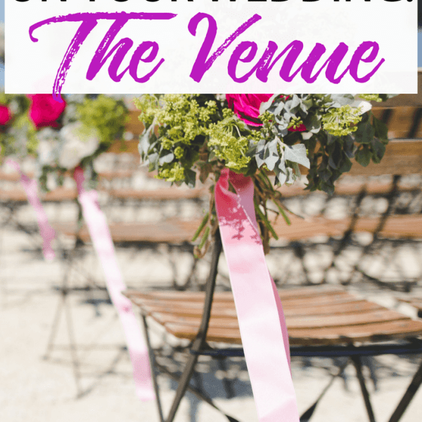 How to Save Money on Your Wedding: The Venue