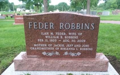 Feder, Robbins