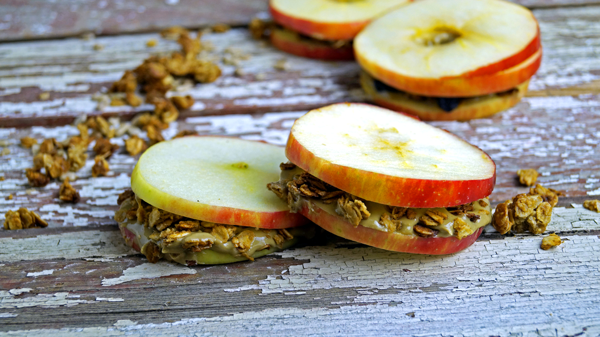 Image result for apples and sun butter