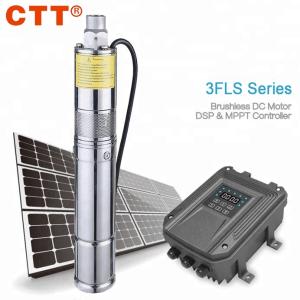 3FLS solar pump 72v