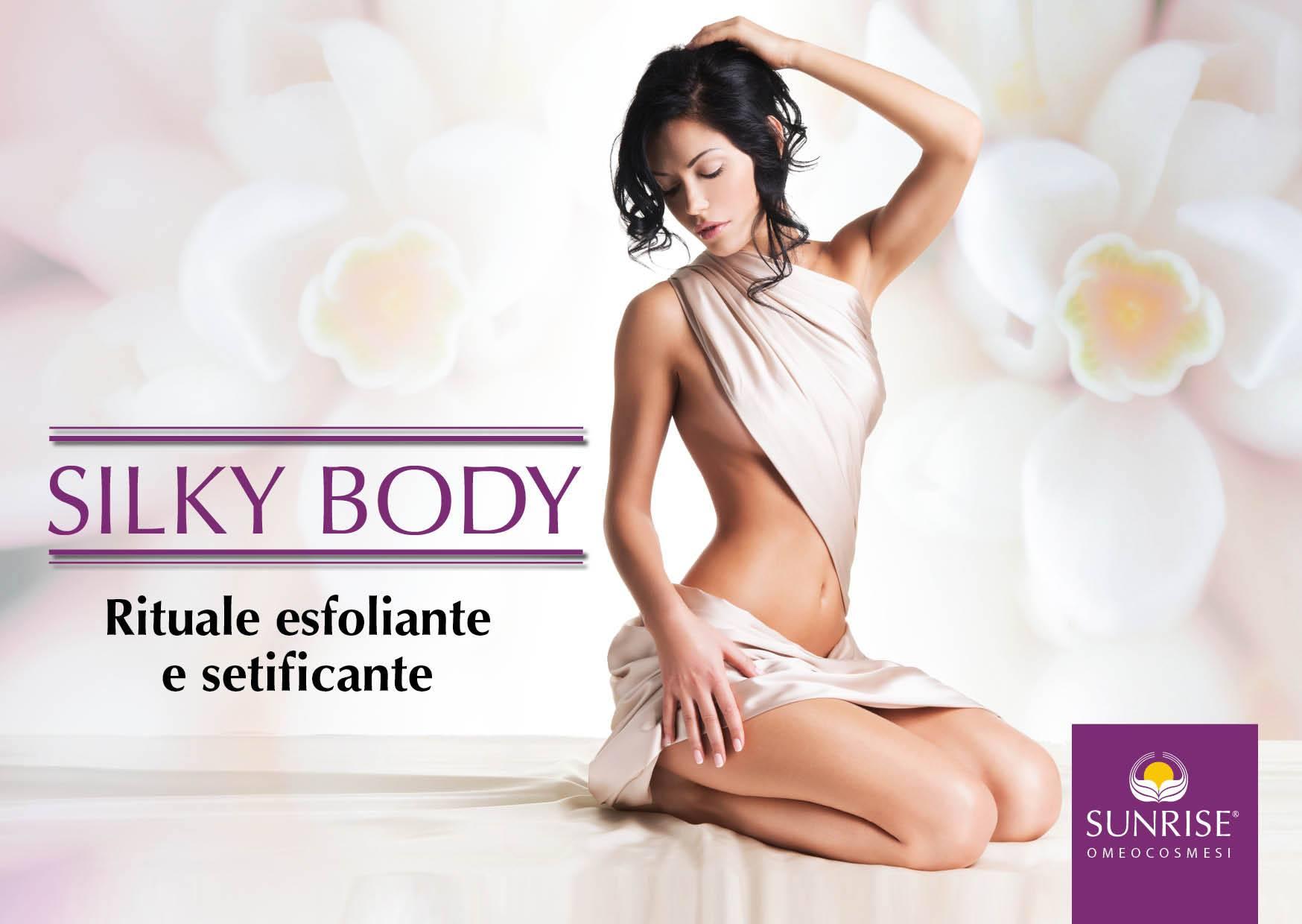tratrtamento silky body