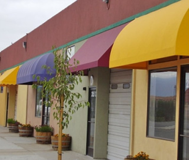 Fixed Awnings Canopies