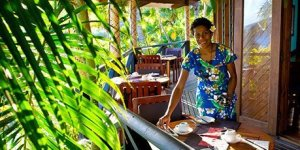 Wananavu Balcony Restaurant