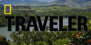 Talanoa Treks featured in National Geographic Traveler Magazine