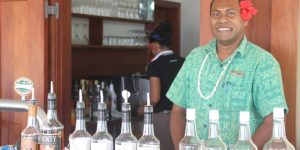 Paradise Beverages runs Cocktail training on Fiji's Suncoast