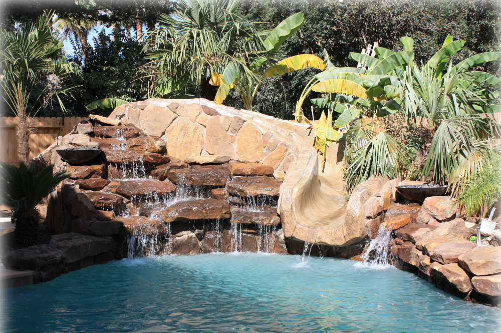 Your Own Tropical Oasis