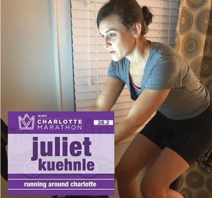 Running Around Charlotte podcast