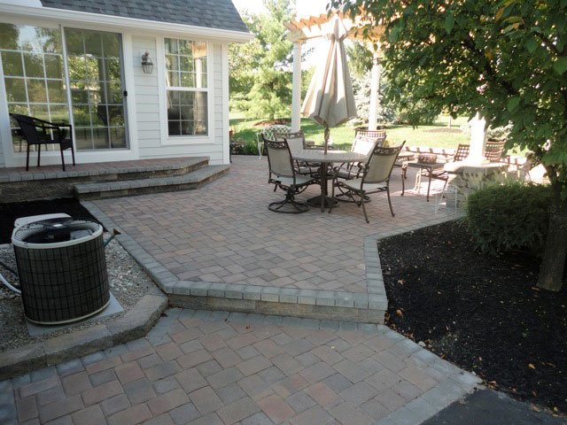 Paver Patio Columbus Ohio