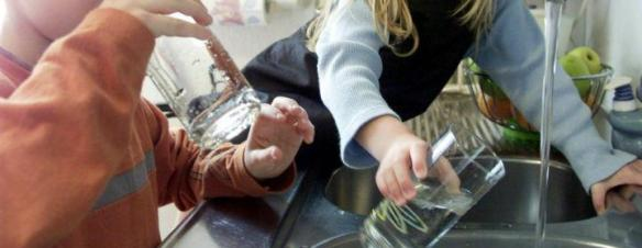 Vand hjælper børn til at tænke 2