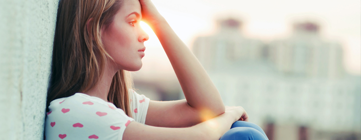 Depression og angst kan skyldes inflammation i skjoldbruskkirtlen