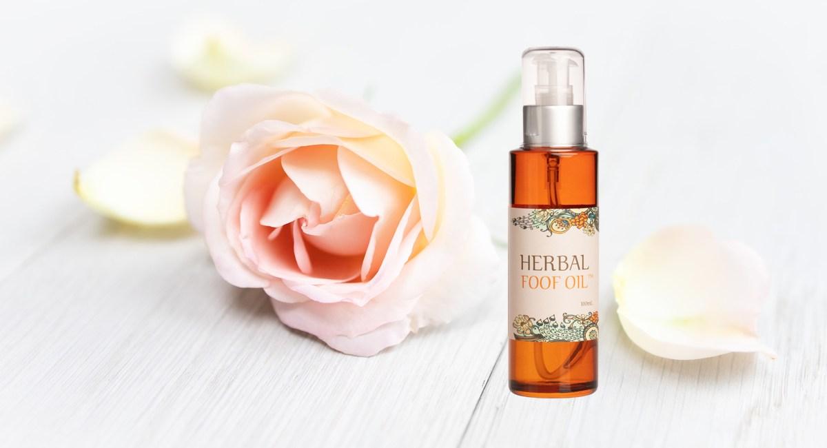 Sundala Herbal Foof Oil