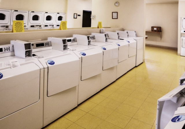 Large Laundry Facility