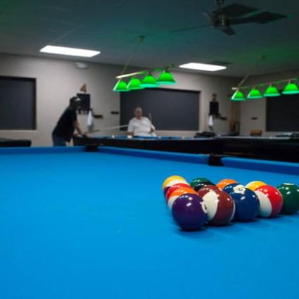 Arizona Billiards RV Resort Ammenities