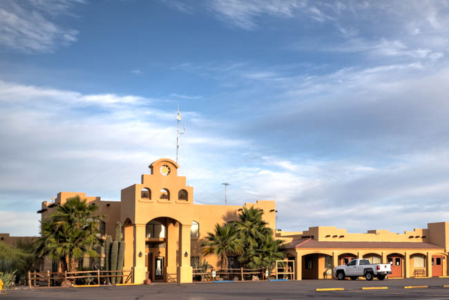 Casa Grande AZ RV Resort - RV Park