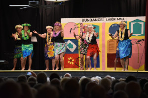March 4 Variety Show