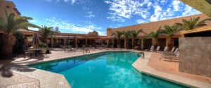 Updated Pool at Casa Grande RV Park and Resort