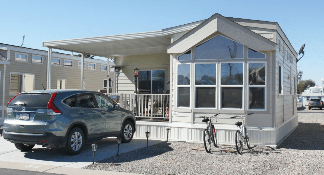 resort homes for sale in casa grande rv adult community