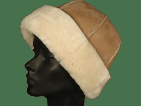 Shearling hats