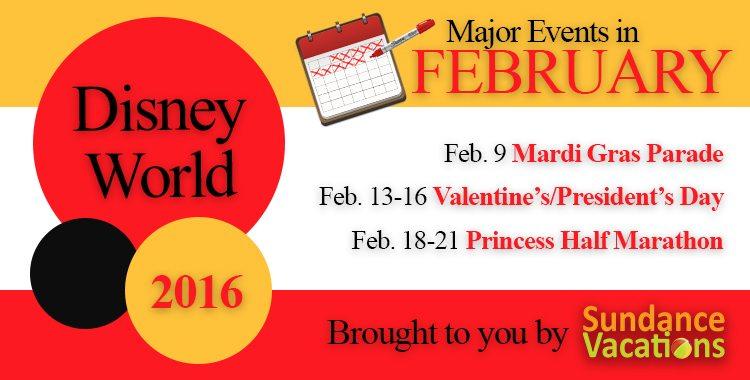 sundance vacations; things to do disney February; Disney World February; Disney events in February