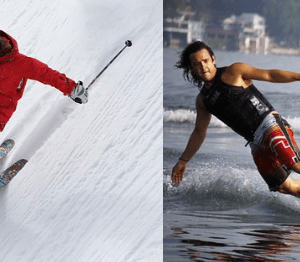 Ski or Swim? 2 Destinations for February