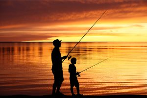 Although the beach and swimming may be first to come to mind, South Padre Island is also great for a number of other things, like fishing.