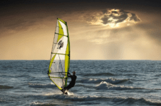 Sundance Vacations windsurfing