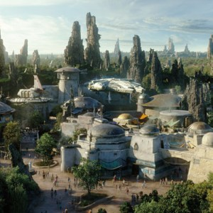 Visit Star Wars Galaxy's Edge with Sundance Vacations