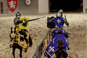 Sundance Vacaations Medieval Times