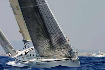 Alquiler de barcos de regata